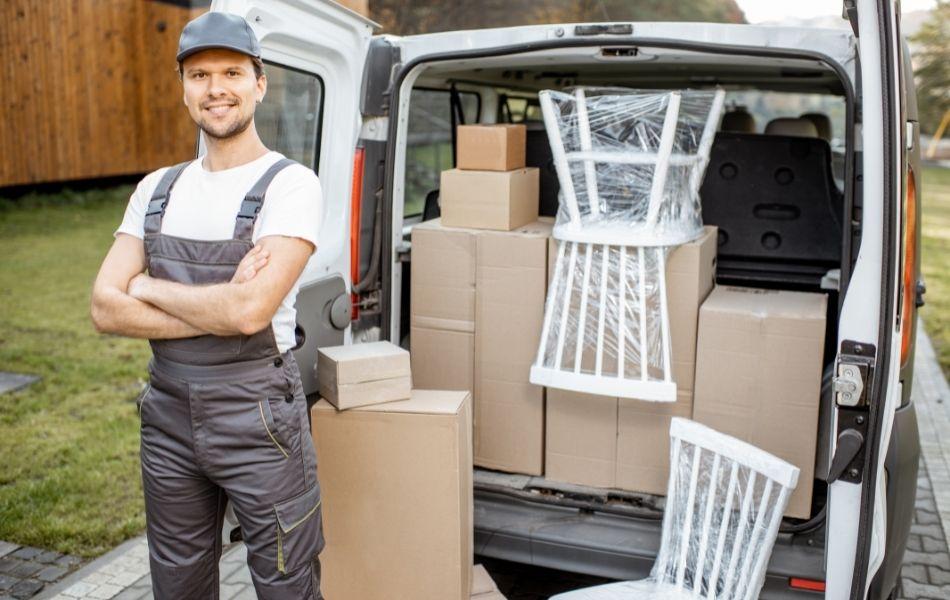 Logística como fazer a entrega dos seus móveis